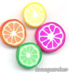 citrus slice canes