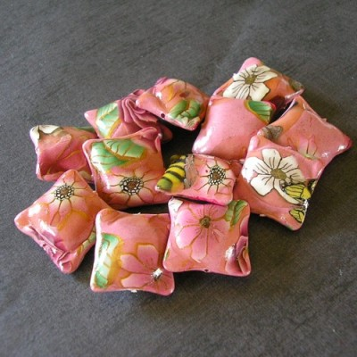 Sweetheart Pillow Beads
