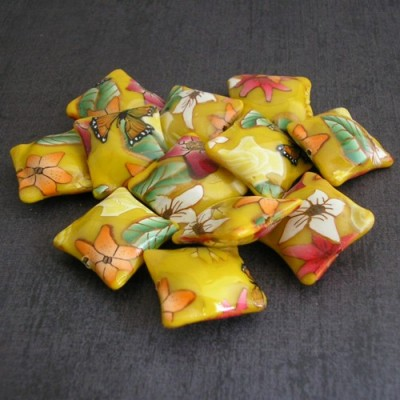 Sunshine Pillow Beads