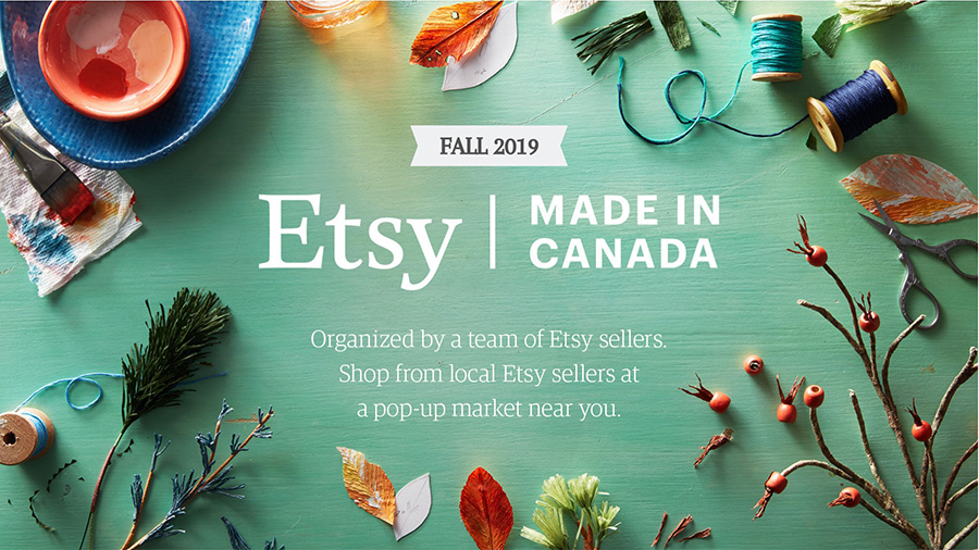 Etsy Made in Canada
